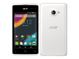 Picture of Acer Liquid Z220 - White - 3G HSPA+ - 8GB - GSM -  Android Smartphone - Refurbished